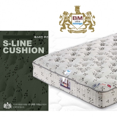 BM Ultra S-Line Cushion (상단+하단)